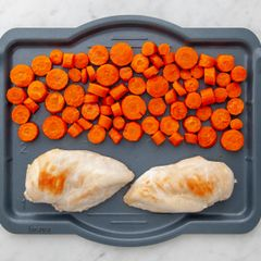 Chicken Breasts & Carrots