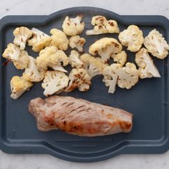 Pork Tenderloin & Cauliflower