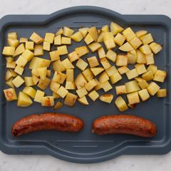 Sausages & Potatoes