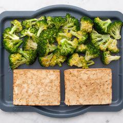 Tofu and Broccoli