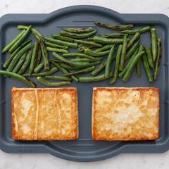 Tofu and Green Beans