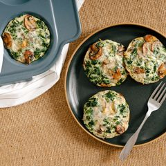 Egg White Frittatas