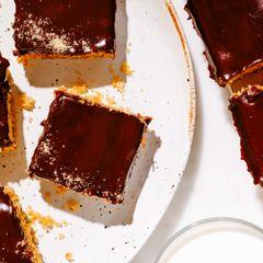 Graham Snacking Cake