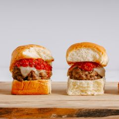 Sausage Sliders