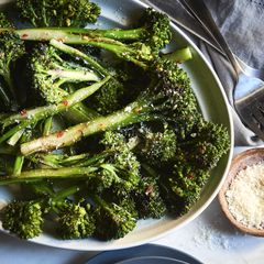 Roasted Baby Broccoli