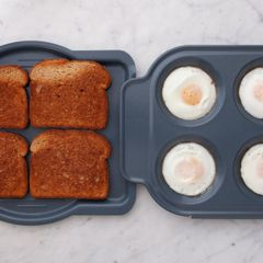 Eggs and Wheat Toast