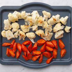Carrots and Cauliflower