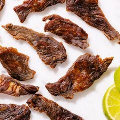 Thai-Style Beef Jerky